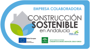 logo construccion sostenible