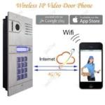 Video Vigilancia y control de accesos