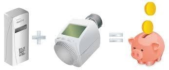 Zonificación de radiadores