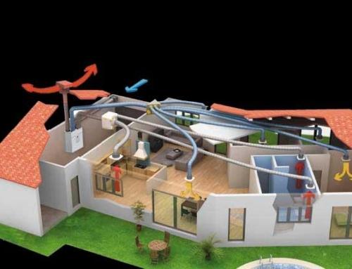 Nuevas funciones de nuestro sistema de climatizacion ventilacion para aerotermia