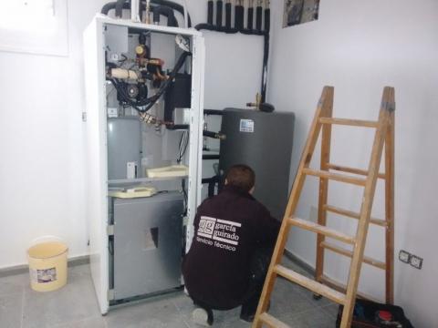 Calefacci n por aerotermia y bomba de calor altherma for Calefaccion por aerotermia